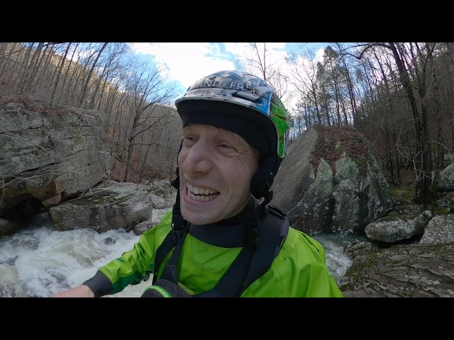 JK Zen 3.0 takes on Richland Creek in Tennessee with Nick Troutman & Clay Wright