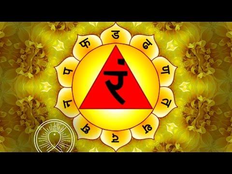 Healing Sleep Meditation: Binaural Beats Meditation for Solar Plexus Chakra, 528hz Meditation Music