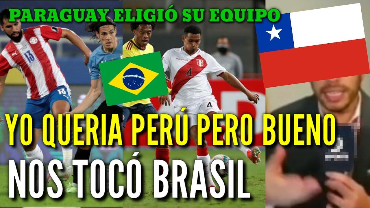 Brasil vs Per 1-0 Final, Semifinal Copa Amrica 2021; as lo vivimos