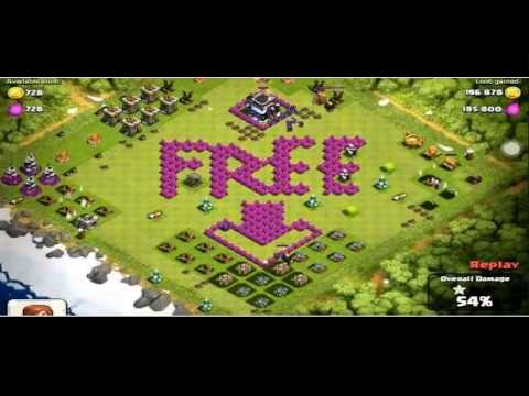 Clash of Clans Glitch 2018