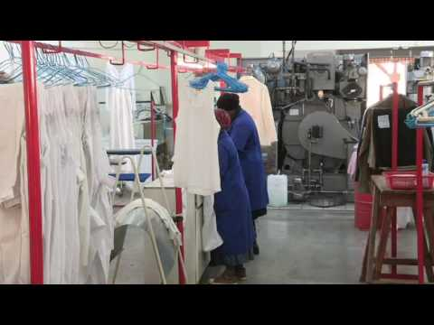 A1 Dry cleaners / Droogskoonmakers