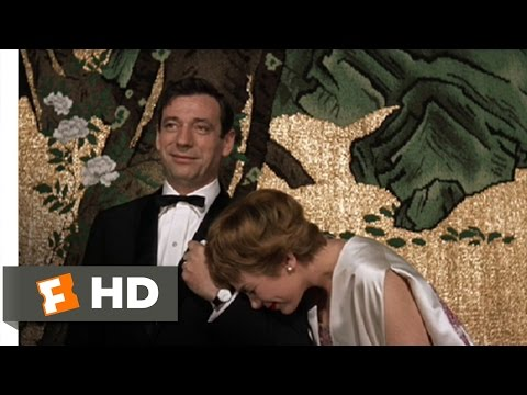 My Geisha (8/8) Movie CLIP - Keep Bowing, You Little Ham (1962) HD