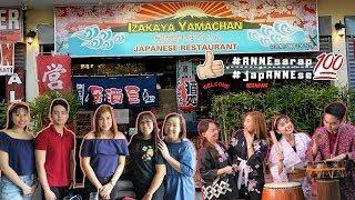 FOOD TRIP #5 MUST TRY JAPANESE EXPERIENCE IN IZAKAYA YAMACHAN    COMEDY   STEPHANIE ANNE
