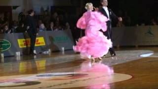 Veiko Ratas & Helena Liiv - Solo Quickstep Estonian Amateur Ballroom Championships 2009