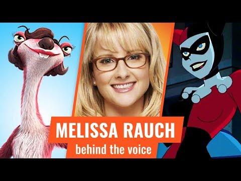 Melissa Rauch  Voice Acting