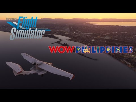 WOW Philippines | Microsoft Flight Simulator 2020