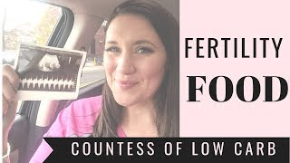 ⭐ Does LCHF Eating & Keto Make You More Fertile? Fertility Foods
