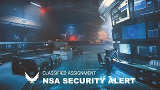 NSA Security Alert - Classified Assignment | Tom Clancy's The Division 2