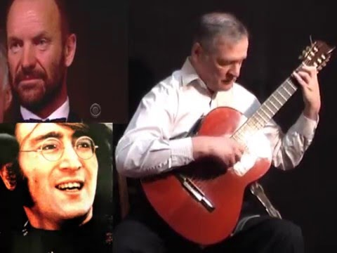 J. Lennon & P. McCartney_Being for the Benefit of Mr. Kite!, arr. Byron Fogo