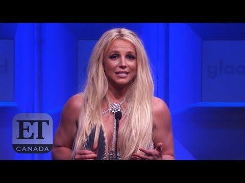 Britney Spears Vanguard Award Speech At 2018 GLAAD Media Awards Mp3