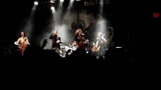 Apocalyptica - Live with Adam Gontier - I don't care - Toronto Apr 08