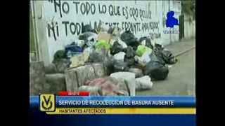 En Táchira habitantes de diversos sectores piden reponer el servicio de aseo