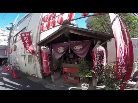 TOKYO,TOKYO,TOKYO !(140):Nogata(Nakano-ku)〜野方商店街を歩いてみました!