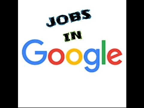 How To Apply Job In Google For  Freshers & Experienced|GOOGLE JOBS