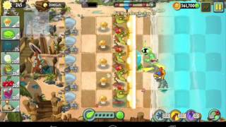 Plants vs Zombies 2 - Big Wave Beach Day 25 by Lee Plants vs Zombies 2