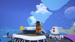Astroneer - Неведомая Космическая Фигня под Новый Год! Шок! Я не придумал кликбайтное название!