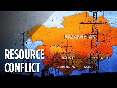 Central Asia's Post-Soviet Water War Explained