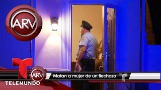 Asesina a su novia con una ballesta | Al Rojo Vivo | Telemundo