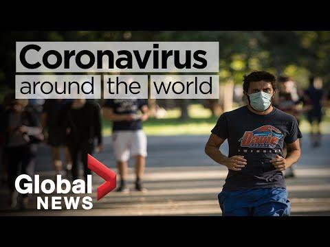 Coronavirus around the world: May 4, 2020