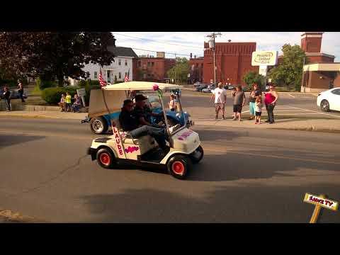 2018 La Kermesse Parade Biddeford, Maine