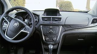 2014 Buick Encore Interior Review