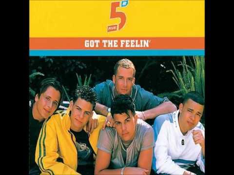 Five: Got The Feelin'