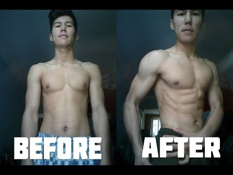 100 PUSH UPS A DAY FOR 30 DAYS CHALLENGE - Epic Body Transformation (+9 kg with additional weight)