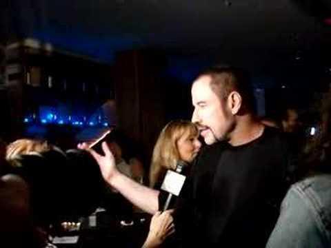 John Travolta being ed after Nick Loren