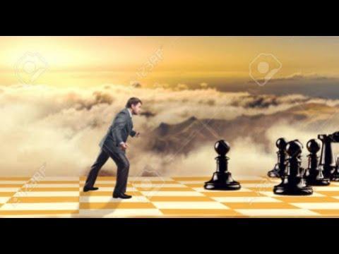 Chess online: Chess TC nhẹ nhàng CHECKMATE Cao thủ chơi Gambit Vua