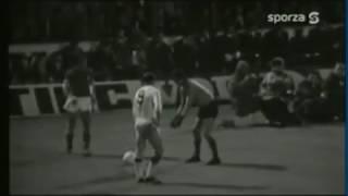 Belgio - Italia 2-1 - Europei 1972 - quarti di finale - ritorno