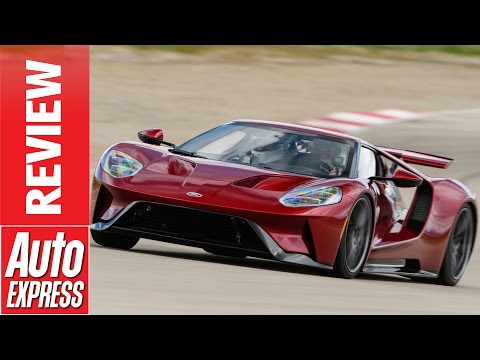 New Ford GT review - is Le Mans racer too brutal for the road?