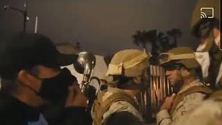 Iquique: Sujetos atacan a la VI división del Ejército