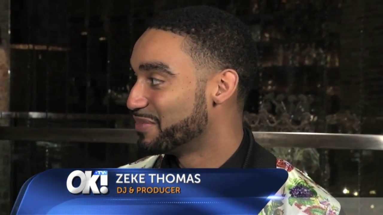 DJ Zeke Thomas YouTube