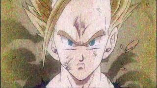 dbz amv feel like a monster