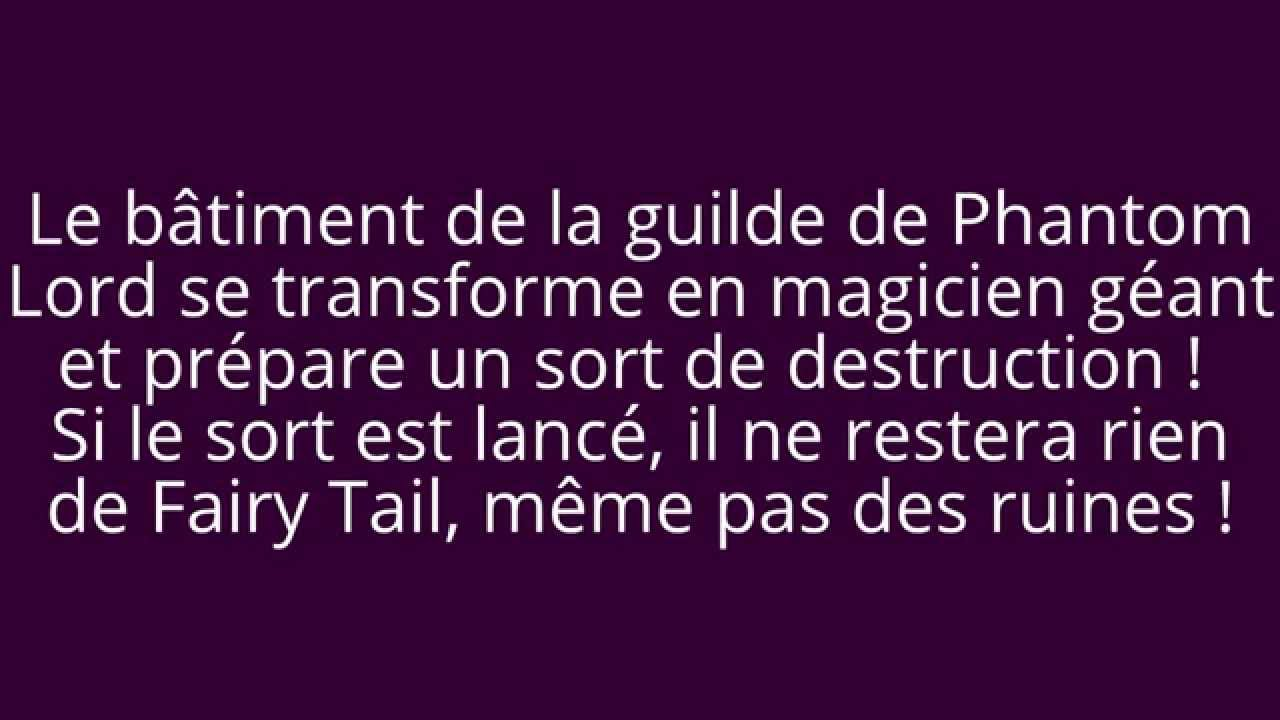 Fairy Tail résumé du tome 8 - YouTube