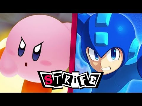 Kir VS Mega Man  STRIFE!! Season Finale