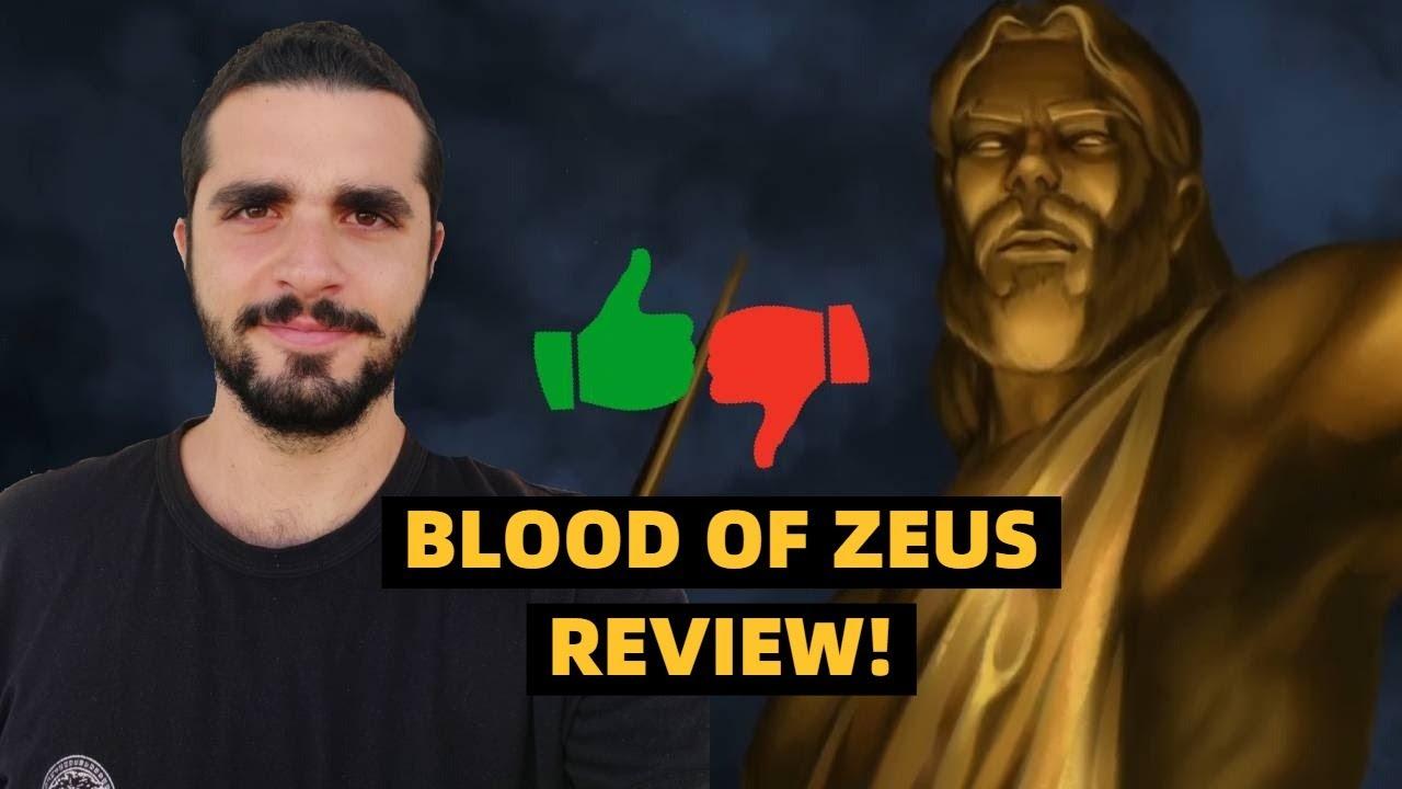 Download Είδαμε το Blood Of Zeus του Netflix! (review)