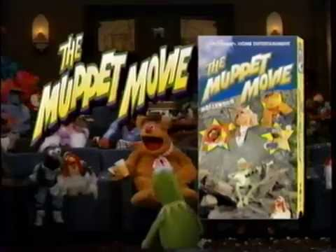 The Muppet Movie (1979) Trailer 2 (VHS Capture)