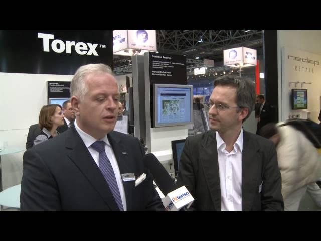 EuroCIS 2010: iXtenso im Gespräch mit Torex Retail Solutions, Martin Timmann