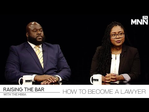Raising the Bar: How to Become a Lawyer