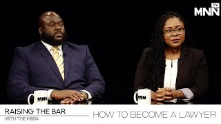 Download Raising the Bar: How to Become a Lawyer