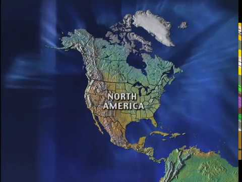 Overview of North America