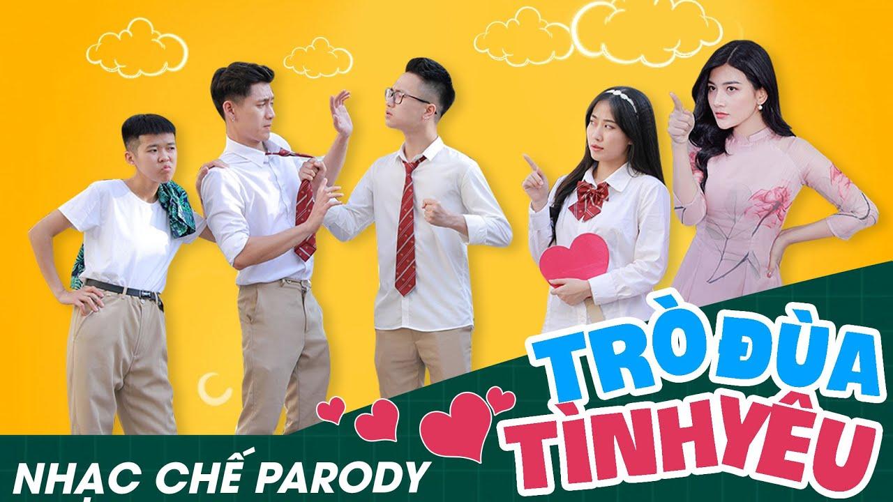 [Nhạc Chế] Trò Đùa Tình Yêu – Parody Ham TV | Kiều Trang – Sang Vũ – Yến Ngọc – Trung Kê – Tôm