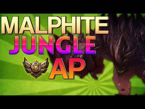 Vidéo d'Alderiate : [FR] AVENTURES BRONZE V  - MALPHITE AP JUNGLE - AVEC IMSOFRESH