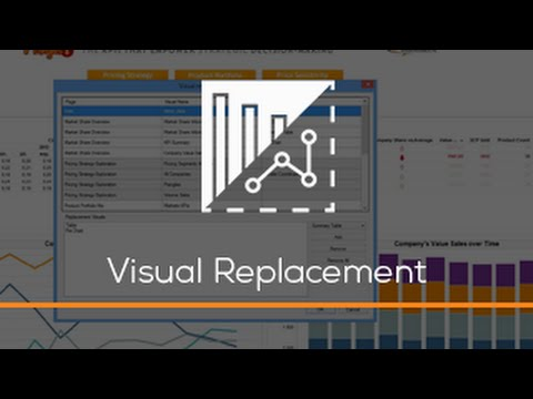 Visual Replacement extension for TIBCO Spotfire® Analyst (formerly  Professional) - User guide