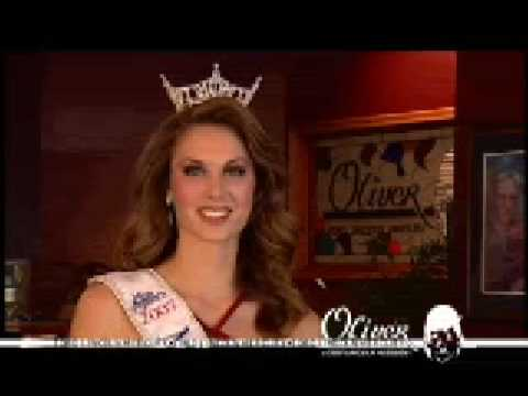 Nicole Rash - Miss Indiana & Oliver Ford Commercial
