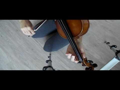 tutorial - alamo violin