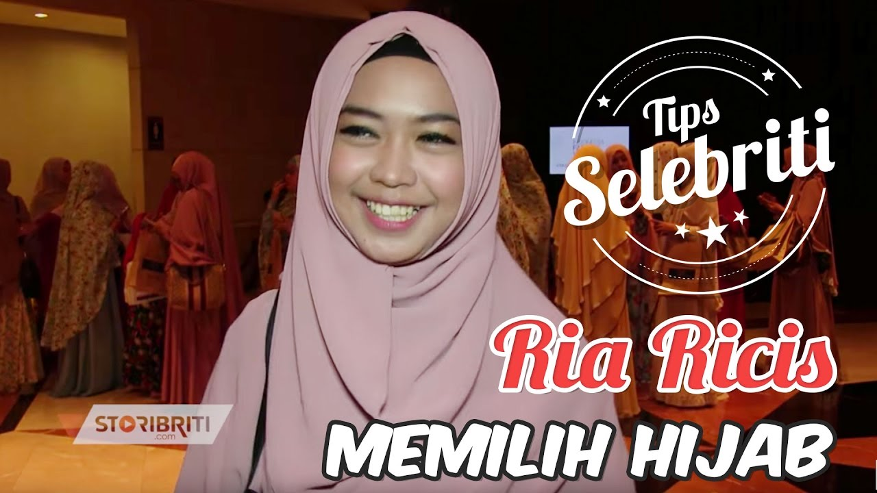 5 Tips Memilih Hijab Ala Ria Ricis YouTube