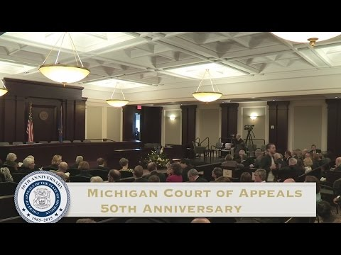 Court of Appeals 50th Anniversary