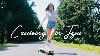 Cruising freely, in Jeju Island